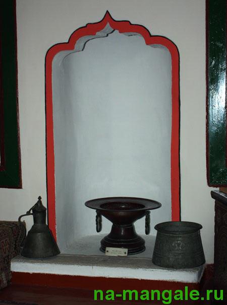 Мангал в Ханском дворце
