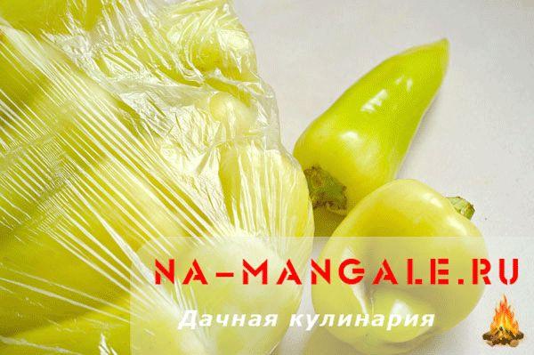рецепты салатов и консервирования из болгарского перца