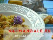 Рецепт хрустящих колец кальмаров, жаренных в сухарях и кляре