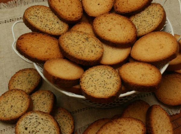 вкусные домашние сухарики рецепт в духовке