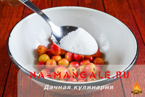Варенье из райских яблочек - рецепт приготовления
