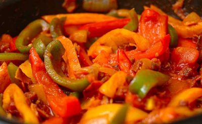 салат перец лук морковь