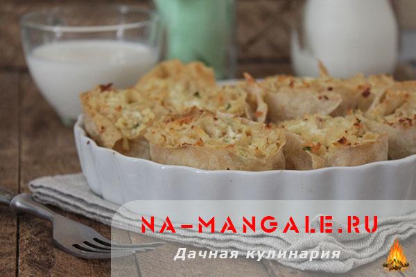 Рецепты приготовление пирогов в духовке