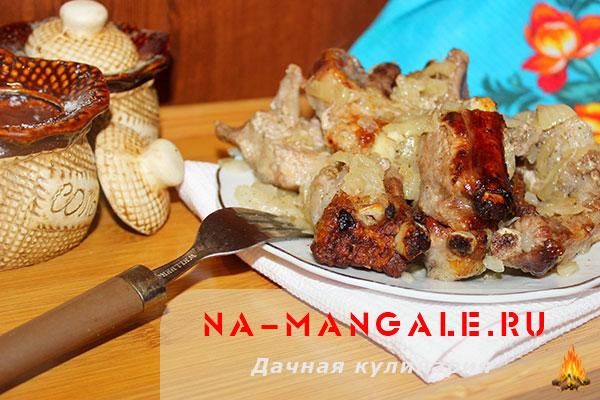 Как приготовить блюдо из мясо на пару