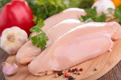 Рецепт маринованное куриное филе на сковороде