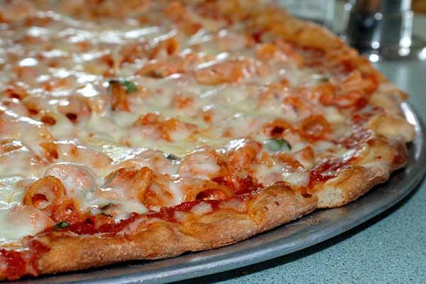 Как приготовить пиццу в домашних условиях из готового теста фото