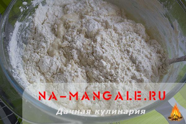 рецепт чебуреков с водкой без яйца