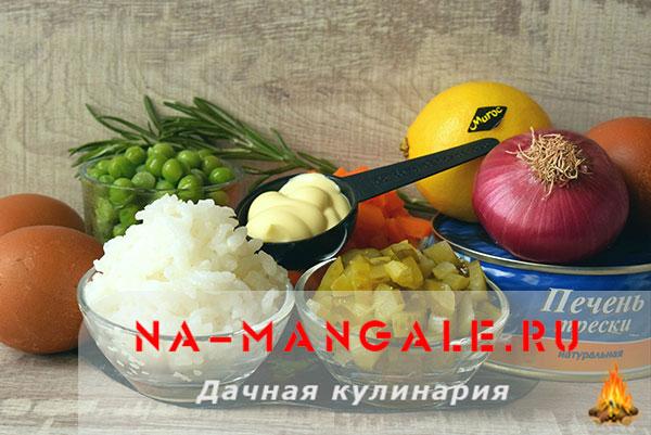 рецепт салата капуста морковь лук