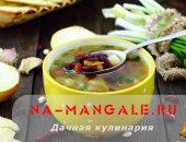 Миниатюра к статье Постный фасолевый суп: 3 простых рецепта
