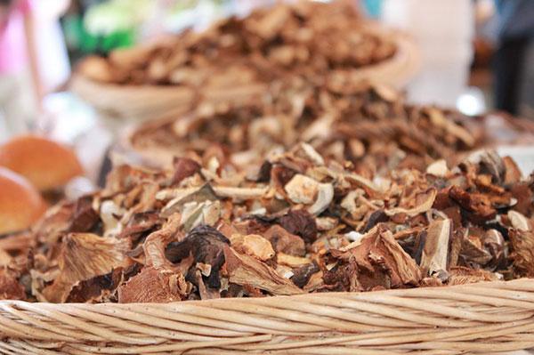 Где хранить сушеные грибы в домашних условиях 56