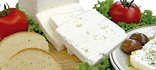 Сыр брынза польза