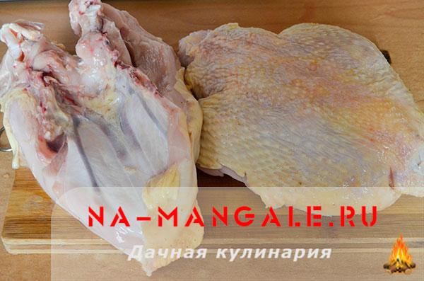 holodec iz nozhek 01 - Холодец из свиных ножек и курицы на плите – домашний рецепт