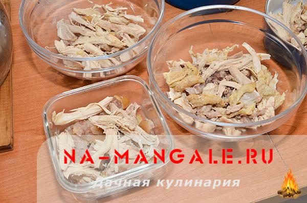 holodec iz nozhek 09 - Холодец из свиных ножек и курицы на плите – домашний рецепт
