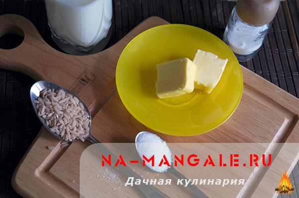 как приготовить кашу рисовую в мультиварке филипс