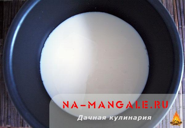 поларис рецепт молочной рисовой каши в мультиварке