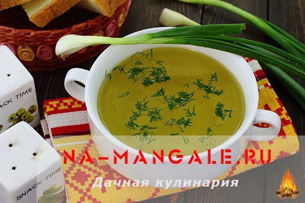 как приготовить суп с картошкой и курицы