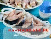 Миниатюра к статье Маринованная скумбрия: лучшие рецепты для домашнего применения