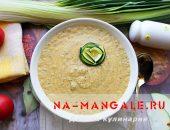 Миниатюра к статье Лучшие рецепты супа-пюре из цукини или кабачков