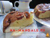 Миниатюра к статье Быстрый пирог со сливами: 7 проверенных рецептов