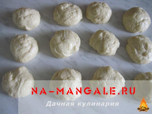 Пирожки с картошкой жареные на сковороде: разыне рецепты теста и начинки