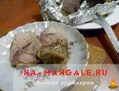 Миниатюра к статье Шикарный рецепт запеченной свинины: заворачиваем в фольгу и готовим в мультиварке