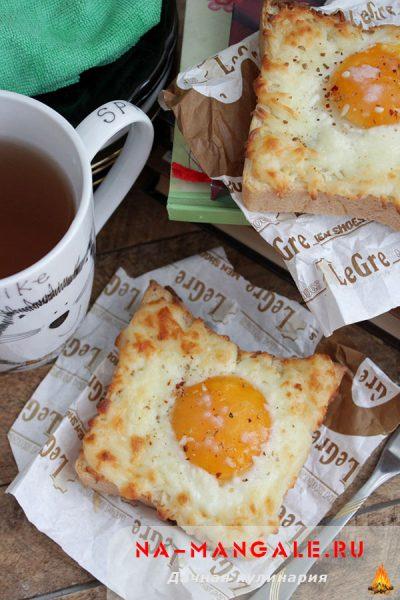 Как приготовить обычную яичницу оригинально