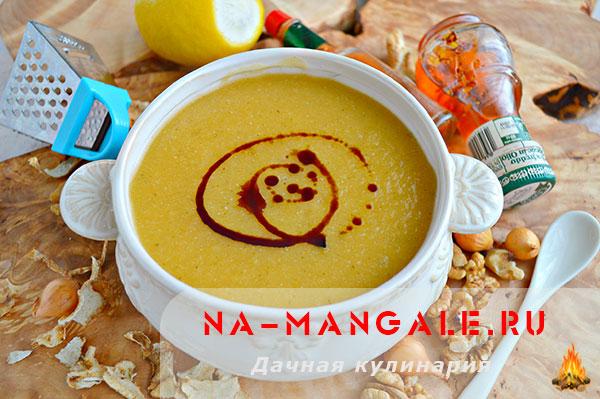 мультиварка приготовить суп гороховый с