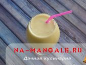 Миниатюра к статье Молочный коктейль с бананом: выбираем рецепт на любой вкус