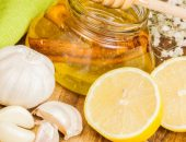 Настойка меда и лимона