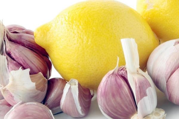 Чеснок с медом и лимоном
