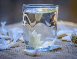 Настойка чеснока на воде