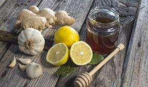 Миниатюра к статье Тромбам и холестерину бой!Как осуществить чистку сосудов чесноком и лимоном с медом?