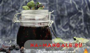 Миниатюра к статье Как приготовить джем из ирги: простой рецепт на зиму