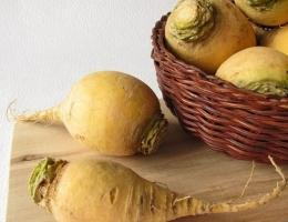 Калорийность репы, ЖБУ, витамины