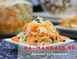 Как засолить вкусную корейскую капусту самому