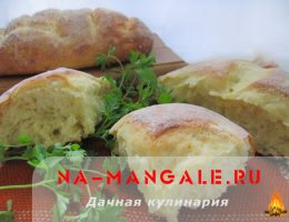 Рецепт картофельного хлеба для духовки, хлебопечки или мультиварки