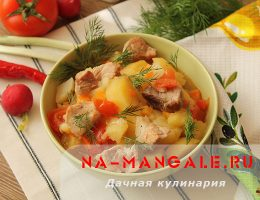 Простые рецепты приготовления в горшочке свинины и картошки