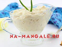 Как приготовить дома соус тартар с майонезом и сметаной