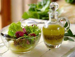 Как сделать дома соус для греческого салата
