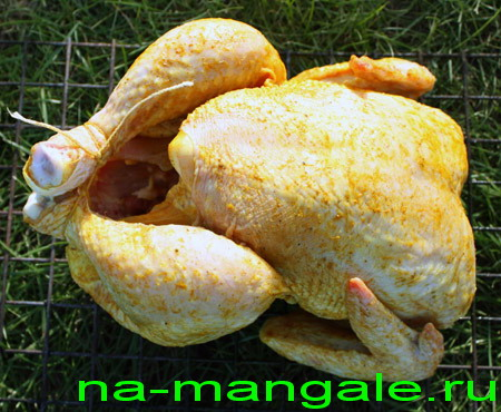 Маринованая курица