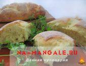 Миниатюра к статье Вкусный картофельный хлеб — 3 рецепта