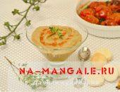 Мусс из баклажанов - рецепт
