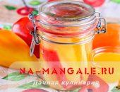 Миниатюра к статье Медовый маринованный болгарский перец