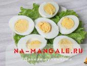 Миниатюра к статье Фаршированные яйца: рецепты на любой вкус