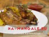 Миниатюра к статье Свиные рёбра с картофелем: 3 лучших рецепта