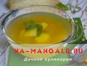 Миниатюра к статье Лучшие рецепты горохового супа в мультиварке