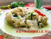 Лучшие рецепты обжаренной цветной капусты с яйцами