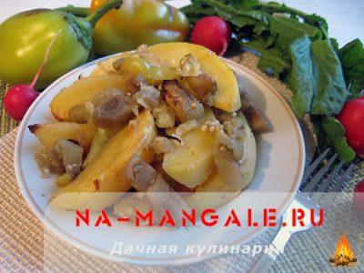 Как вкусно приготовить баклажаны с картошкой