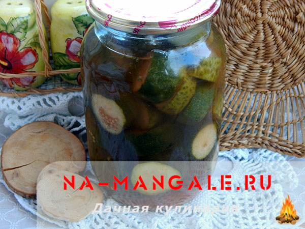Простые рецепты маринованных в соусе чили огурцов на зиму