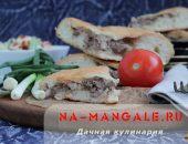 Миниатюра к статье Как приготовить грузинский пирог с мясом Кубдари